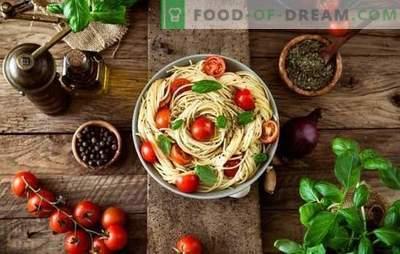 ¿Qué especias se necesitan para los platos de pasta? Ahora no solo los italianos lo saben