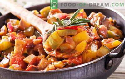 Estofado de Cuaresma: ¡tus seres queridos estarán encantados! Cómo cocinar un delicioso estofado magro en un caldero, una olla de cocción lenta y una sartén