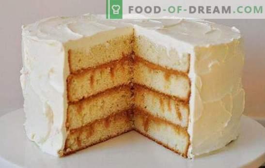 El pastel rápido