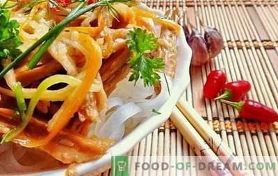 Verduras en salsa teriyaki: ¡fragantes, rojizas y jugosas! Recetas para cocinar varios vegetales con salsa teriyaki en el horno, en la estufa, en la parrilla