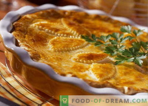Cazuela de patatas - las mejores recetas. Cómo cocinar correctamente y sabroso la cazuela de patatas.