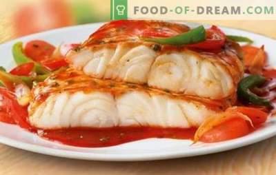Pescado con verduras en una olla de cocción lenta - máximo beneficio. Métodos para cocinar pescado con verduras en una olla de cocción lenta: cocido, cocido al vapor, guisado