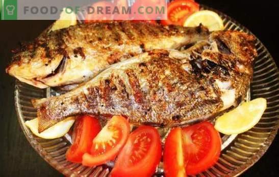 Un cruciano en una olla de cocción lenta: un sabroso pescado de río. Las mejores recetas de cruceros en una olla de cocción lenta: cocidas, cocidas, cocidas al vapor, fritas
