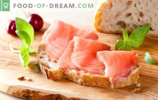 Qual è la differenza tra salmone e trota?