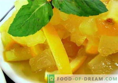 Mermelada de calabacín: cómo hacer la mermelada de calabacín correctamente