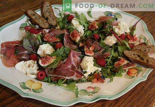 Ensalada De Mozzarella Recetas Probadas Cómo Cocinar Una