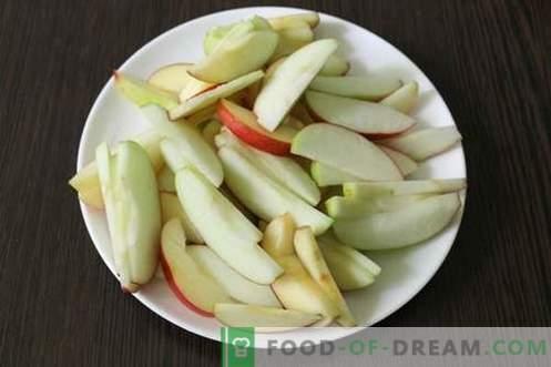 Charlotte con manzanas es una receta paso a paso con fotos y costos de todos los productos. Aprende todas las sutilezas de la cocina de sharlotka de manzana.