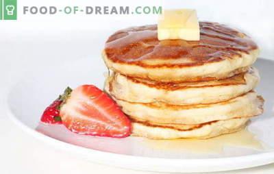 Buñuelos en crema agria: centeno, calabaza, con manzanas. Delicioso plato para el desayuno y la merienda: las mejores recetas para los buñuelos en crema agria