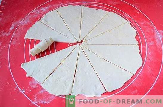 Bagele de brânză din brânză din 4 ingrediente - totul ingenioasă este simplu! Pasul cu pas autorul recipe mâncăruri crud cu brânză
