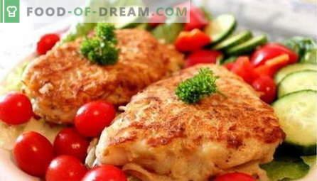 Pescado al rebozado - las mejores recetas. Cómo cocinar correctamente y sabroso pescado en masa.