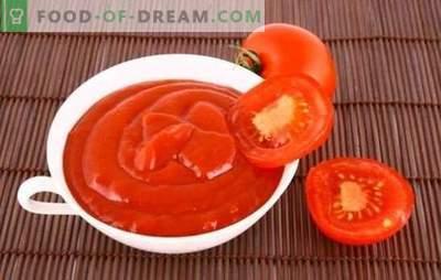 Adobo de tomate - en todo su sabor! Recetas jugosas marinadas de pasta de tomate y jugo para diferentes carnes, pescados, aves de corral