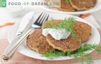 Empanadas de hígado exuberantes: recetas. ¿De qué hígado son las chuletas de hígado más magníficas: pollo, ternera o cerdo?