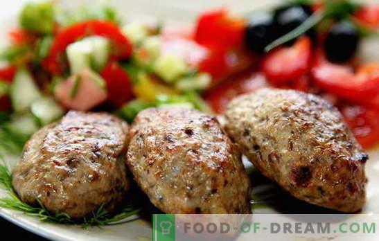 Empanadas caseras de carne - ¡productos semiacabados descansan! Cocinar empanadas de carne picada jugosa y fragante: las mejores recetas