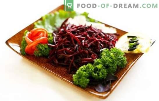 Remolachas caseras coreanas - ¡Increíble aroma! Sorprendentes recetas de remolacha coreana para los conocedores