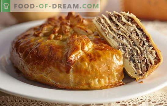 Pastel de quiky sofisticado y delicioso en kéfir. Recetas rápidas y clásicas kurnikam kefir