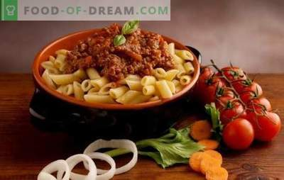 Pasta con tomates - ¡a los italianos les encanta! Recetas increíblemente sabrosas y originales para pasta con tomate