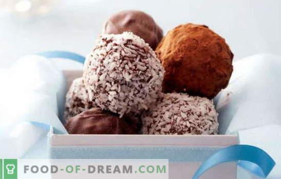 ¡Recetas de dulces en casa solo ayudan! Los beneficios de los dulces hechos en casa y una selección de las mejores recetas para dulces hechos en casa