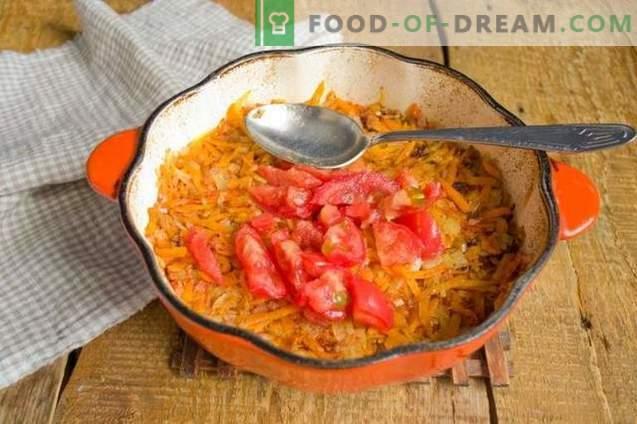 Merluza vegetal: pescado para un menú sabroso pero bajo en calorías