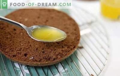 Cómo empapar un pastel con jarabe correctamente y sin problemas. Jarabes para la impregnación de pasteles - recetas de transformaciones mágicas