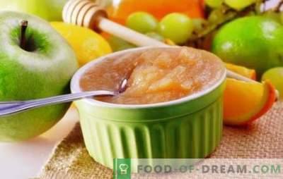Mermelada de manzanas y peras - alegría de otoño. Recetas para hacer mermelada a partir de manzanas y peras de varias maneras