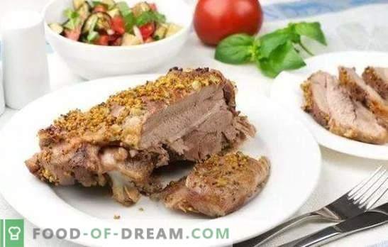 Filete de pavo en el horno - ¡una buena pieza! Recetas de filetes de pavo al horno en diferentes adobos, con verduras, salsas