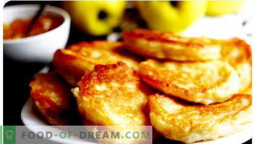 Buñuelos en kéfir - las mejores recetas. Cómo cocinar adecuadamente y sabrosos panqueques en kéfir.