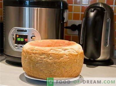 Pan en la olla de barro - las mejores recetas. Cómo cocinar correctamente y sabroso el pan en una olla de cocción lenta.