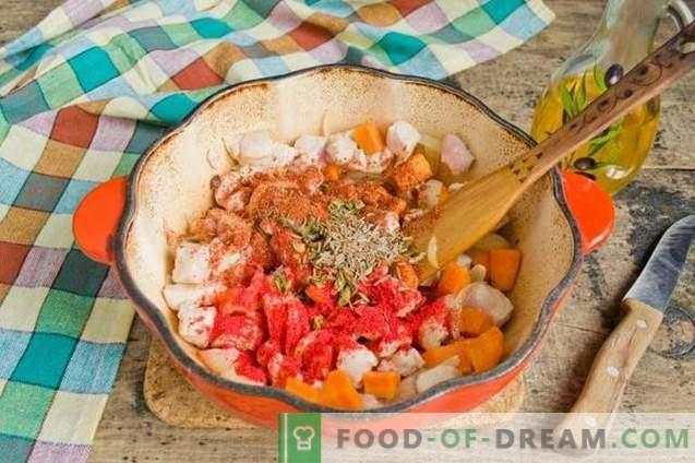 Meat Dam para una cena rápida y satisfactoria.