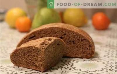 La receta de pan de centeno en la olla de cocción lenta se coloca en una alcancía culinaria. Pan de centeno en la olla de cocción lenta: sabroso, rápido y bastante simple