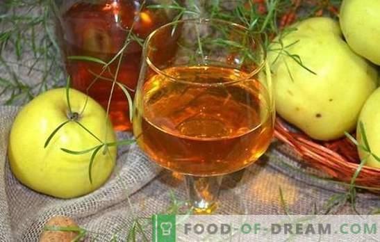 El vino de manzana en casa no es fácil, ¡pero sí muy simple! Recetas para hacer delicioso vino de manzanas en casa