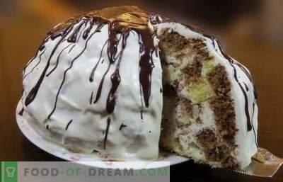 Pancho Cake con piñas es un postre increíble en tu mesa. Las mejores recetas del pastel de pancho con piñas: simple y complejo