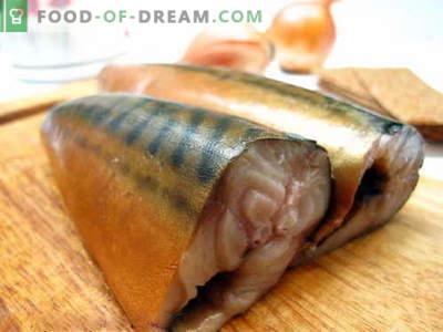 Macrou în coji de ceapă - cele mai bune rețete. Cum să gătești în mod corespunzător și gustos macrou în coaja de ceapă.