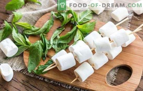 Pastilla de manzanas: ¡más fresca que cualquier dulce! Cómo cocinar dulces de fruta de manzana en casa y platos con él