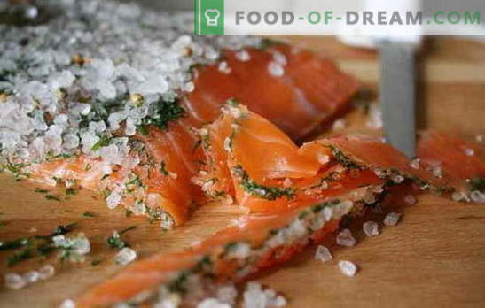 ¿Cómo se sala el pescado en casa? Las mejores formas de salazón de pescado rojo en casa