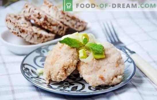 Chuletas de pescado en una olla de cocción lenta - ¡extremadamente simple! Recetas para vapor y chuletas de pescado frito en una olla de cocción lenta hecha de diferentes tipos de pescado