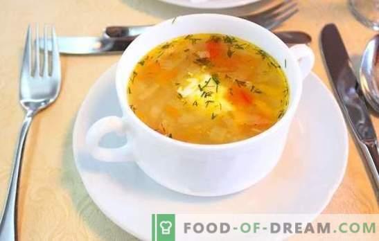 Una sopa de col fresca en una olla de cocción lenta es una sopa de sopa moderna. Recetas de sopa de repollo de col fresca en una olla de cocción lenta: con champiñones, frijoles, aceitunas