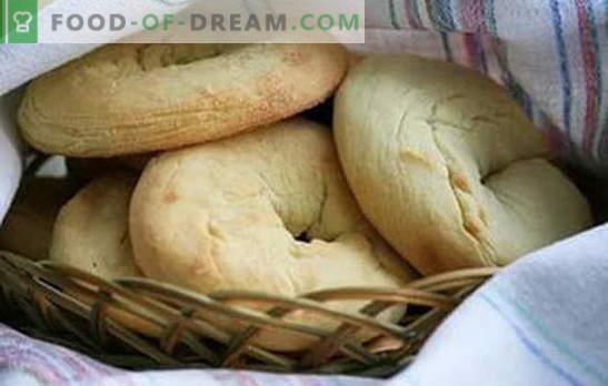 ¡La masa sobre crema agria sorprende con su ternura! Las mejores recetas de masa de crema agria para bollos, galletas, empanadas, pizza, bagels