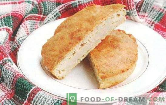 Recetas paso a paso para el pollo souffle en horno, microondas y al vapor. Cómo hacer rápidamente un soufflé de pollo picado