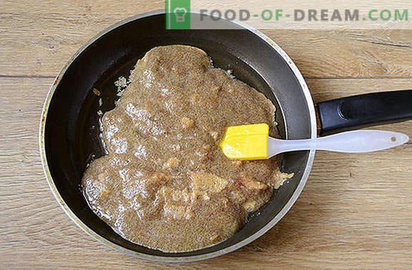 Cómo freír el caviar con un huevo en una sartén: una receta fotográfica paso a paso del autor. ¿Qué hacer con el caviar pescado de río capturado? Fuego!