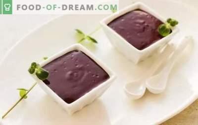Postres dietéticos - dulces para una cintura delgada. Recetas para postres bajos en calorías de requesón, kéfir, frutas y pasteles