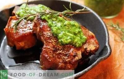 Chuletas de cerdo en la sartén - comida masculina? Recetas de ultramar y locales para deliciosas chuletas de cerdo en una sartén