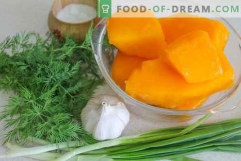 Sopa de puré de calabaza: un ambiente alegre en cualquier época del año. Receta paso a paso con una foto: sopa de calabaza, diferentes opciones