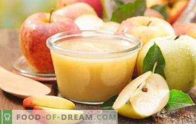 Kissel de manzanas es una bebida deliciosa y fragante. Cómo cocinar una deliciosa jalea de manzanas frescas y secas