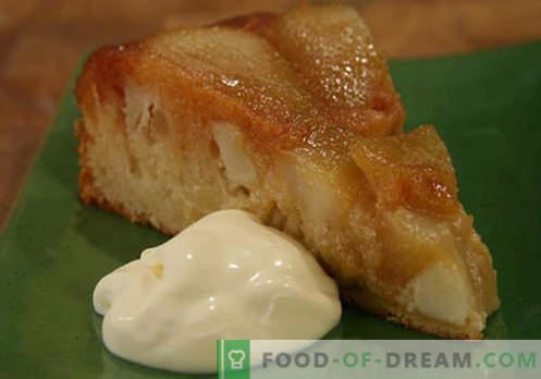 Budín de manzana - las mejores recetas. Cómo cocinar correctamente y sabroso cocinar el pudín de manzana.
