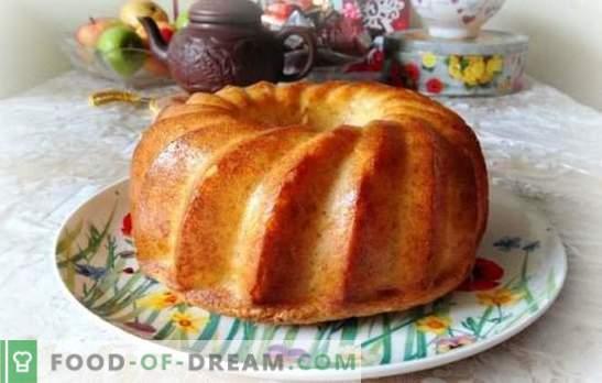 Esta es solo una receta inusual para maná con cuajada. Apreciarás de cerca tu mannica con requesón: manzana, plátano, naranja