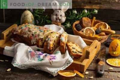Un simple bizcocho para Pascua