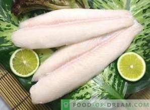 How to cook pangasius
