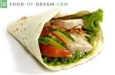 Pollo Shawarma
