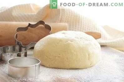 Masa en crema agria