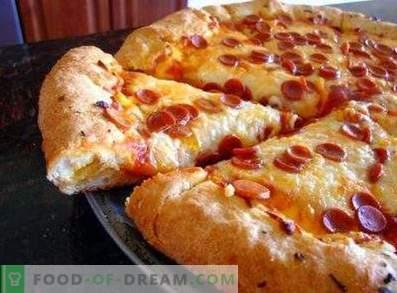 Magnificent Pizza Dough